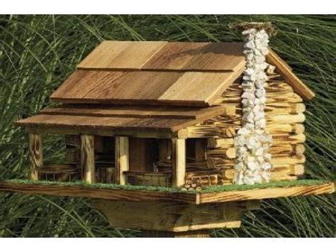 free cabin plans large bird feeder plans log cabin bird house plans log