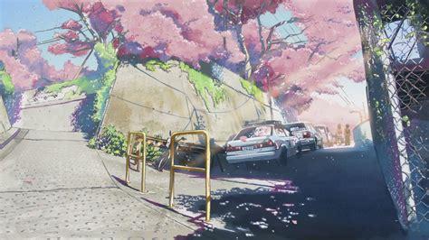 5cm per second anime 5 centimeters per second wallpaper