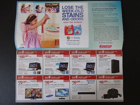 costco picture books costco july 2013 coupon book 07 11 13 to 08 04 13