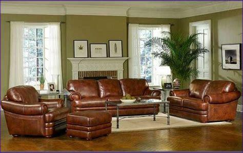 brown living room furniture paint colors for living room with brown leather furniture
