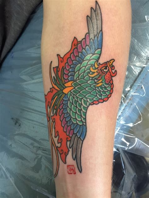 snake amp peony sleeve tattoo by hormitsu