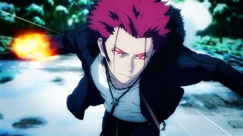 project k mikoto suoh the king k project k