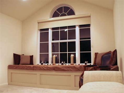 bedroom window seat master bedroom window seat hgtv