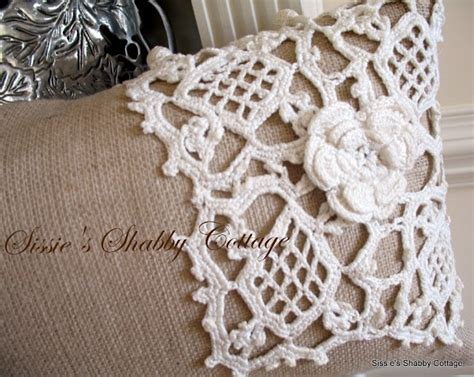 burlap craft projects 507 best antique and vintage linens images on