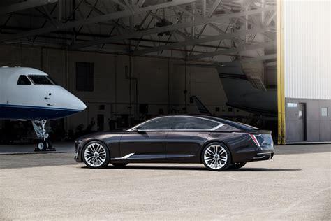 Cadillac Turbo by Cadillac Escala Concept Debuts 4 2 Liter Turbo V8