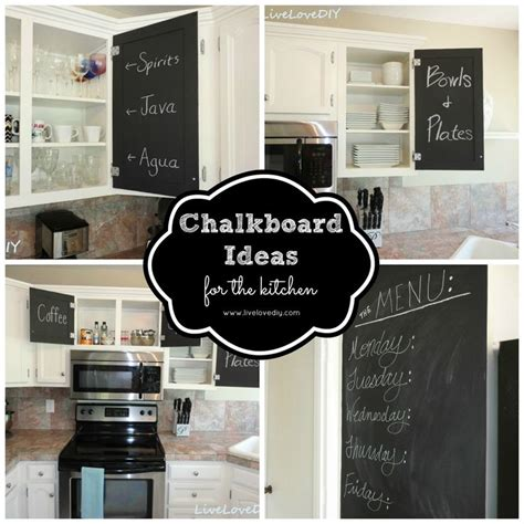 chalkboard paint on cabinets 1000 images about chalkboard paint on
