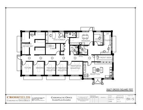 chiropractic office floor plan chiropractic office floor plans