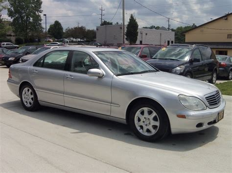2000 Mercedes S500 by 2000 Mercedes S500