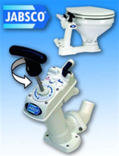 Jabsco Toilet Cleaner by Eureka Jabsco Invents Anti Siphon Head