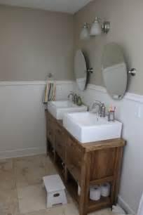dresser for bathroom vanity white dresser turned bathroom vanity diy projects