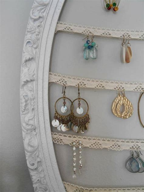 how to make a jewelry holder 22 diy earrings tutorials that knocked our socks tip