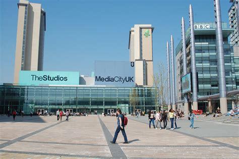 media city media city uk the vision is delivering