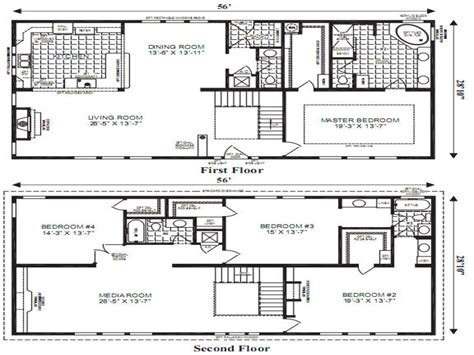 home floor plans small open floor plans small home modular home floor plans most