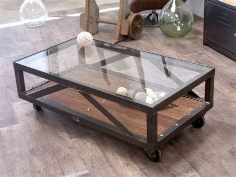 best 20 table basse bois metal ideas on table