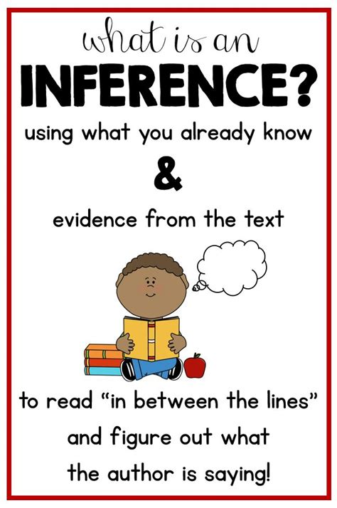 picture books to teach inference skills best 25 inference ideas on inference