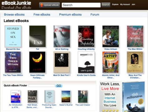 read site 20 websites to free ebooks part iii hongkiat