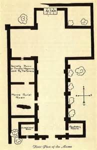 alamo floor plan 1836 johnwayne thealamo view topic questions about the