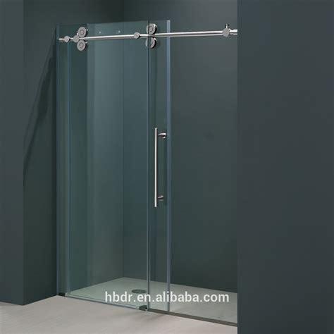 frameless shower door price sell self cleaning bathroom sliding shower doors