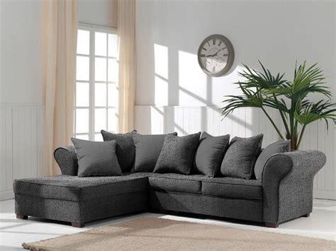 mobilier table housse canape d angle avec meridienne