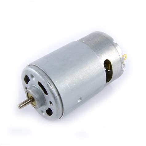 Dc Motor by Banebots Rs 540 12v 17200 Rpm Brushed Dc Motor Robotshop