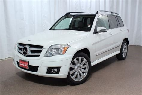 Mercedes Pre Owned For Sale by Great Deal On 2010 Mercedes Glk350 For Sale