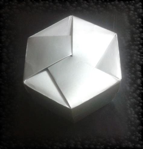 origami pill box 228 best images about origami doosjes on pill