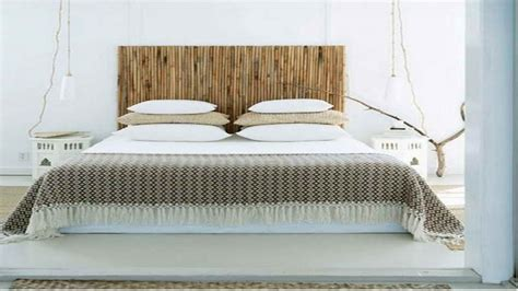 how to make a bamboo headboard headboards create a custom look for your bedroom junk