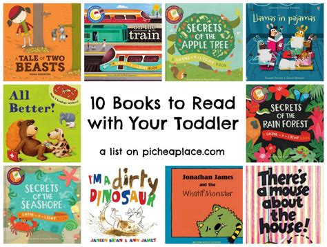 toddler picture books 10 books to read with your toddler
