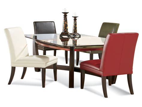 rectangular dining room tables dining sets for small areas rectangular glass dining room