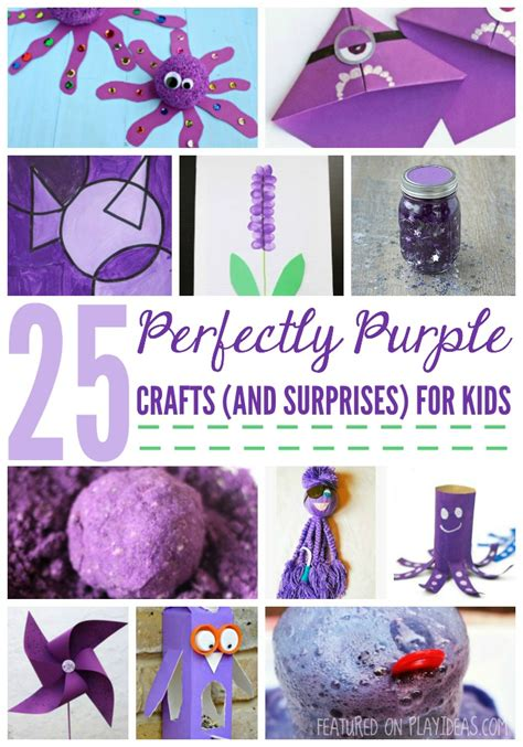 purple crafts for 25 perfectly purple crafts and a few surprises for