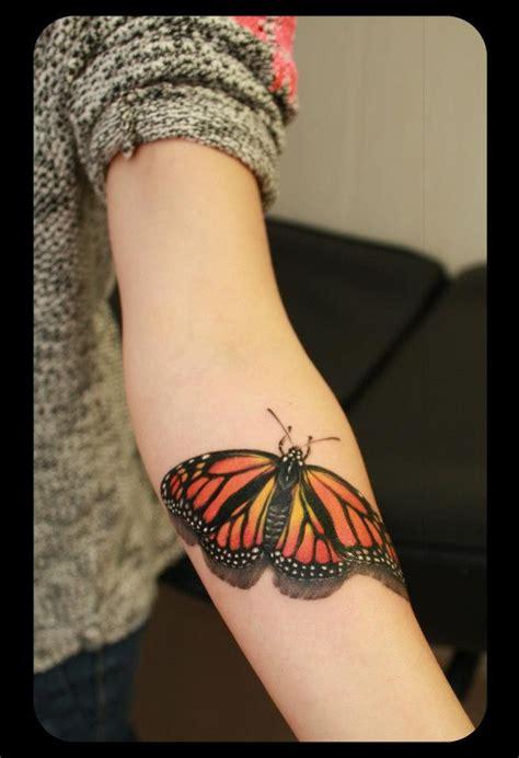 mariposa monarca tatus by gabika pinterest