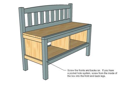 storage bench woodworking plans storage bench woodworking plans woodshop plans