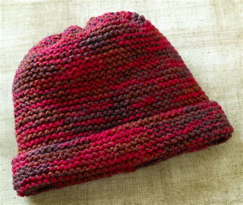 knit garter stitch s favorite garter stitch hat allfreeknitting