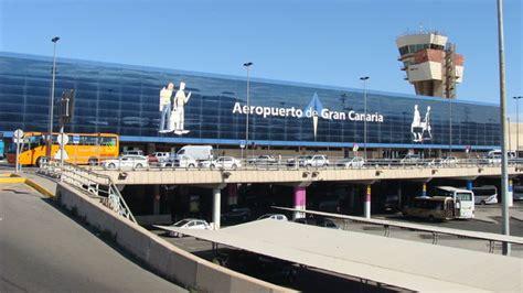 salidas aeropuerto de gran canaria el tr 225 fico aeroportuario en canarias creci 243 casi un 8 en
