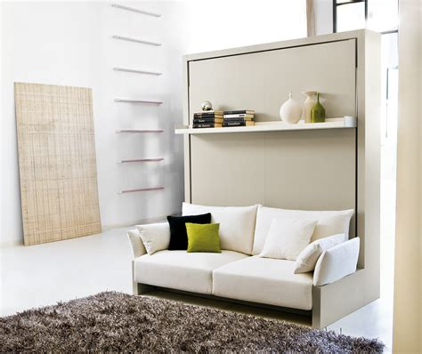 wall beds with sofa nuovoliola free standing wall bed with sofa clei