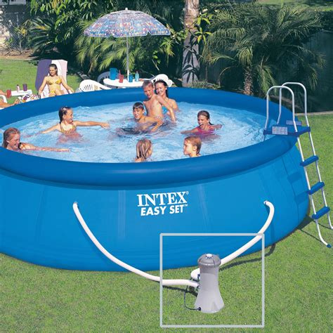 piscine gonflable intex leroy merlin