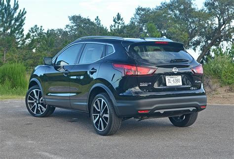 Nissan Rogue by 2017 Nissan Rogue Sport Sl Awd Review Test Drive
