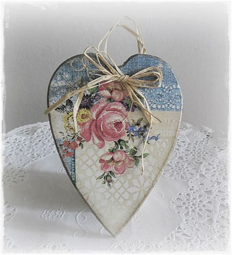 Decoupage Fever Shabby Chic Decoupage Addict