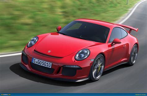 Porsche 911 Gt3 by Ausmotive 187 Geneva 2013 Porsche 911 Gt3 Revealed