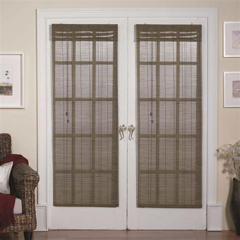 roller shades for patio doors blinds for doors decofurnish