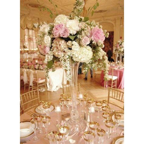 vase wedding centerpiece ideas best 25 trumpet vase centerpiece ideas on