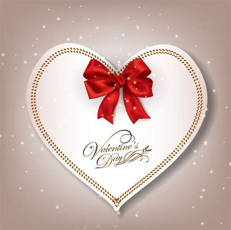 how to make a shaped card shaped card with bow valentines day