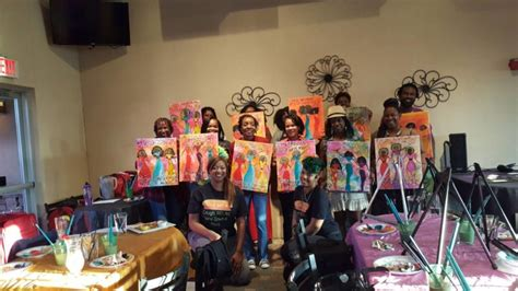 paint nite dallas to do in dallas buzzed nite a paint n sip event