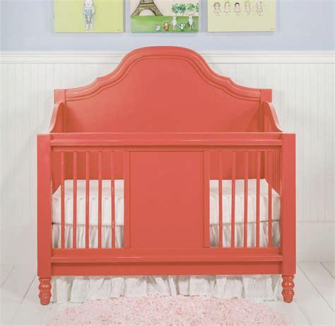 high end crib bedding coral conversion crib decoist