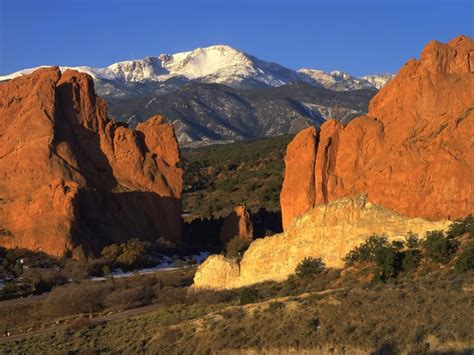 Garden Of The Gods To Pikes Peak Henning Hometown Series Me