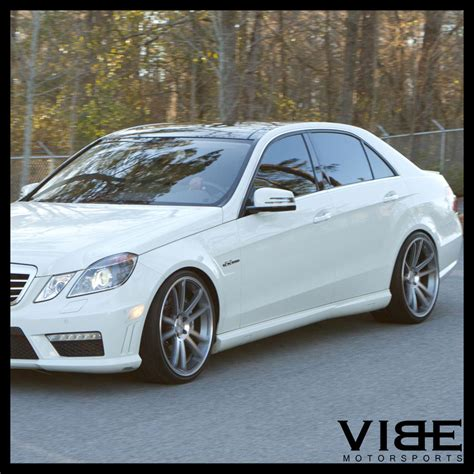 Mercedes E350 Rims by 20 Quot Concavo Cw S5 Grey Concave Wheels Rims Fits W212