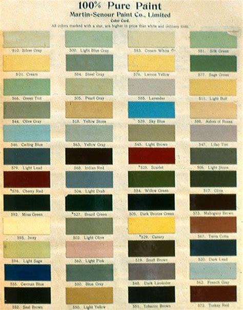 paint colors card 17 best images about heritage paint colors mostly 1900 s