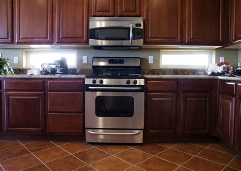 kitchen ideas cherry cabinets mahogany kitchen cabinets modernize