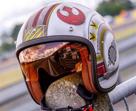Motorradhelm Star Wars by Officially Licensed Star Wars Motorcycle Helmets Sci Fi