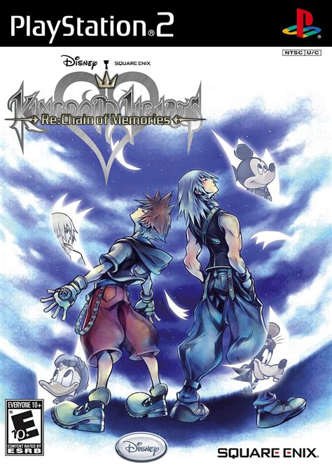 kingdom hearts chain of memories kingdom hearts re chain of memories playstation 2 ign